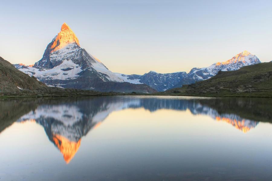Matterhorn by bokayeh