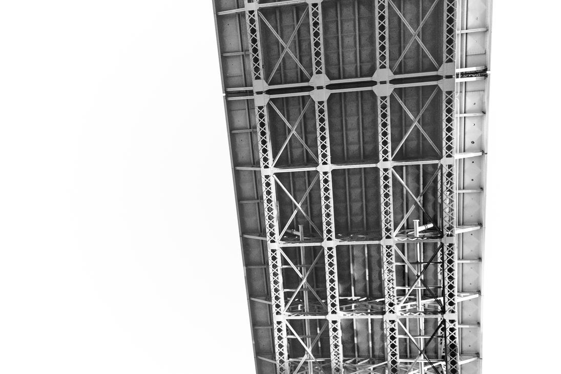 Gray Bridge by bokayeh