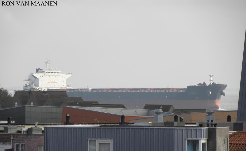 Greek bulk carrier Petalon 2010- by roodbaard1958