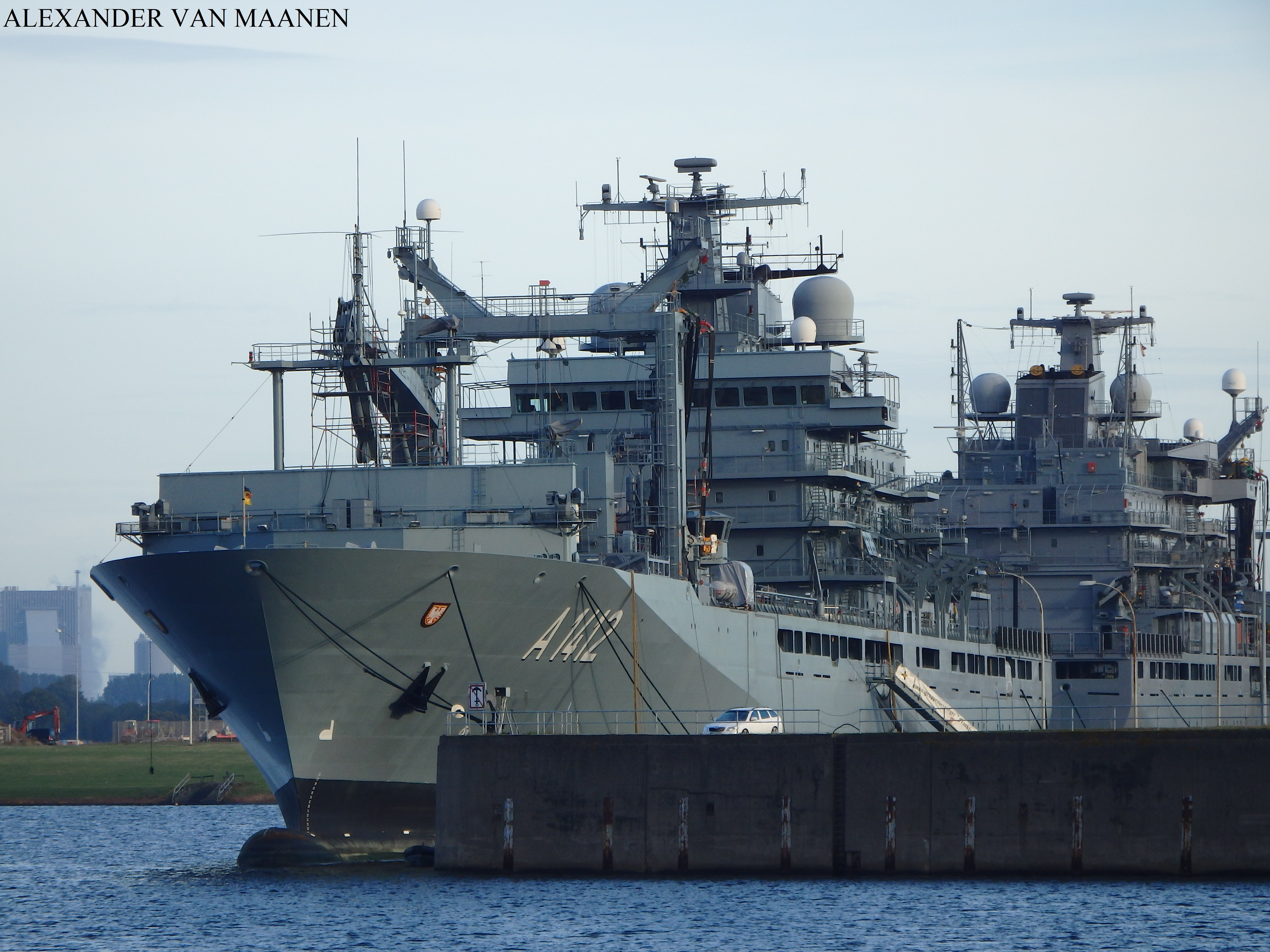 warshipsresearch german fleet replenishment ship fgs. Black Bedroom Furniture Sets. Home Design Ideas