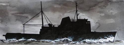 Polish  icebreaker Perkun 1962-1994