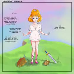 Legendary Lingerie by pinkbrassiere