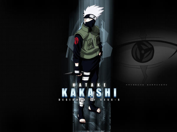 hatake kakashi wallpaper. Hatake Kakashi - Wallpaper by