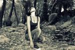 portrait by XriKonstantopoulou