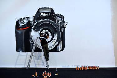 Nikon by ncavee
