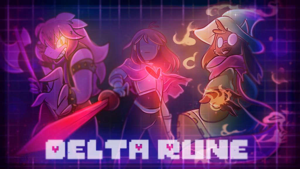 DeltaRune: Our Heroes by En-RainDst