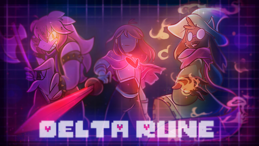 DeltaRune: Our Heroes