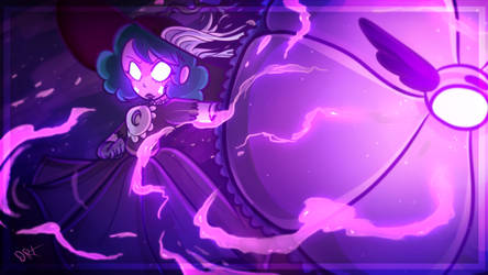 Eclipsa: THE SPELL WHICH HAS NO NAME by En-RainDst