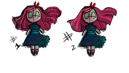 The Doll design