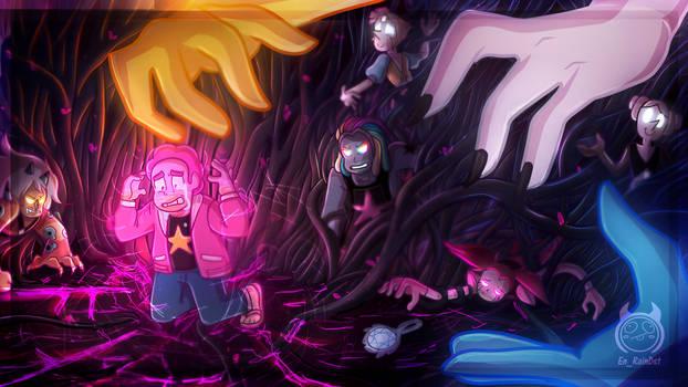 Steven Universe [Future] SpeedPaint Link Below