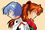 Rei And Asuka