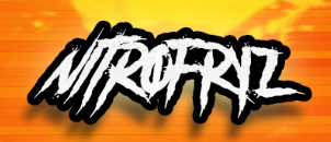NitroFryz Banner Text Art by nitrofryz