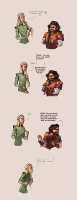 Dwarf World Problems