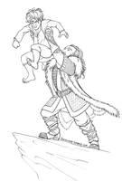 Simba Baggins by ancalinar