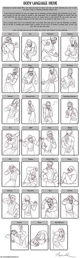 Body Language Meme
