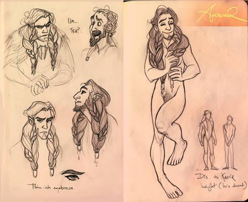 Dis Sketches