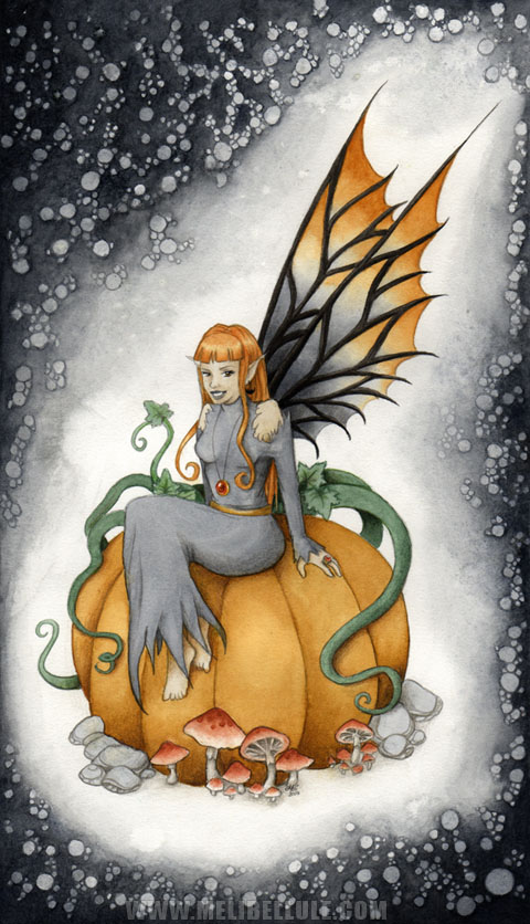 Halloween Fairy Wallpaper images