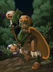 Dofus Halloween Contest