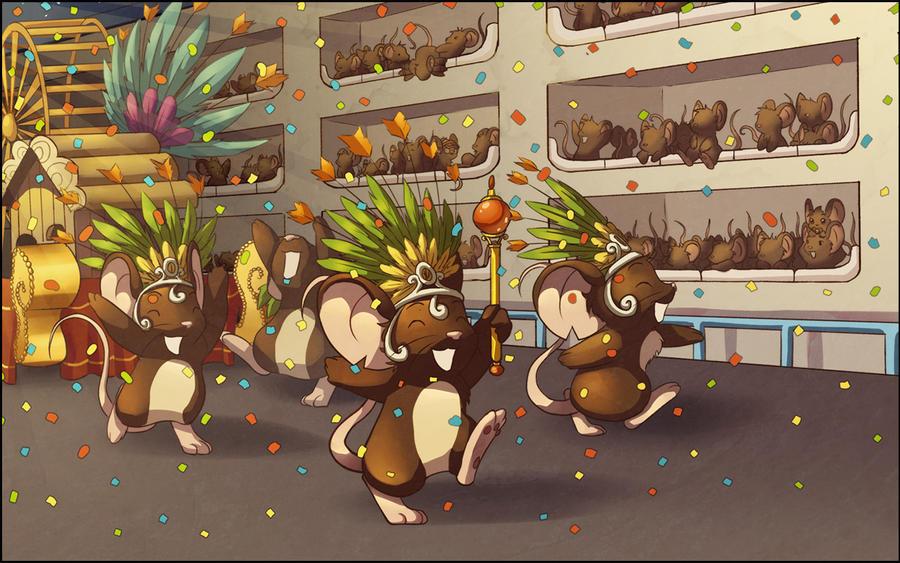Transformice Carnival by meli
