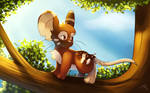 Transformice : New Fur by meli