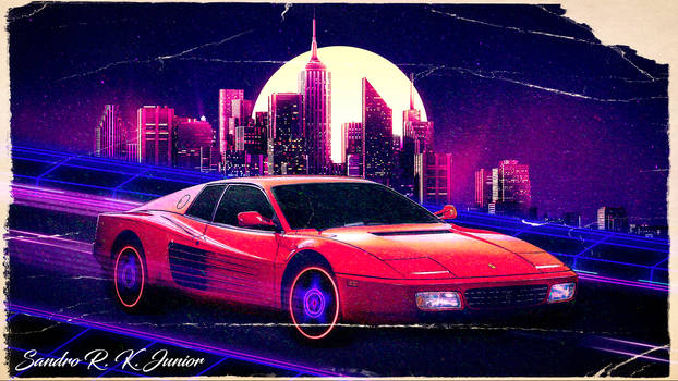 Synth Ride