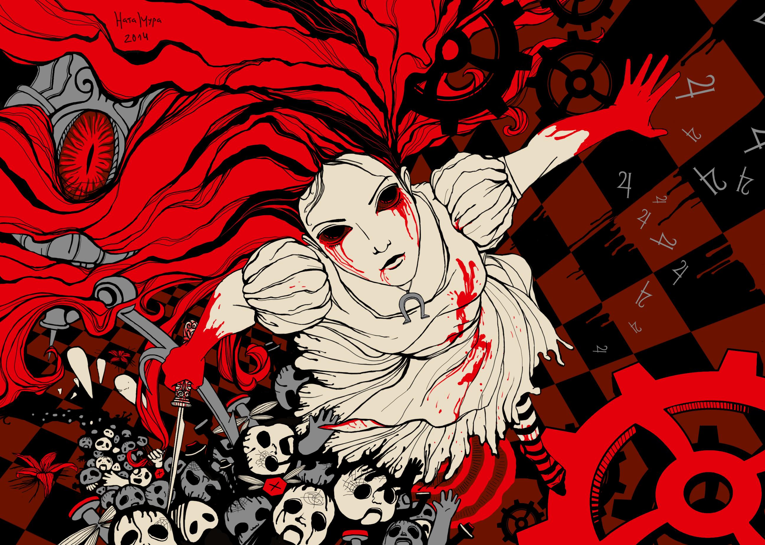 hysteria alice madness returns wallpaper - photo #20
