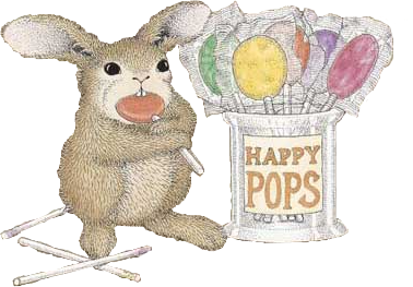 Bunny-happy-pops by Just4Cheri