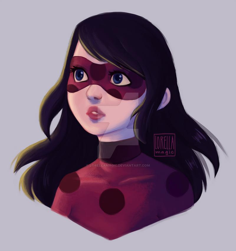 Ladybug by lorellamagic