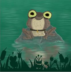 Futurama frog