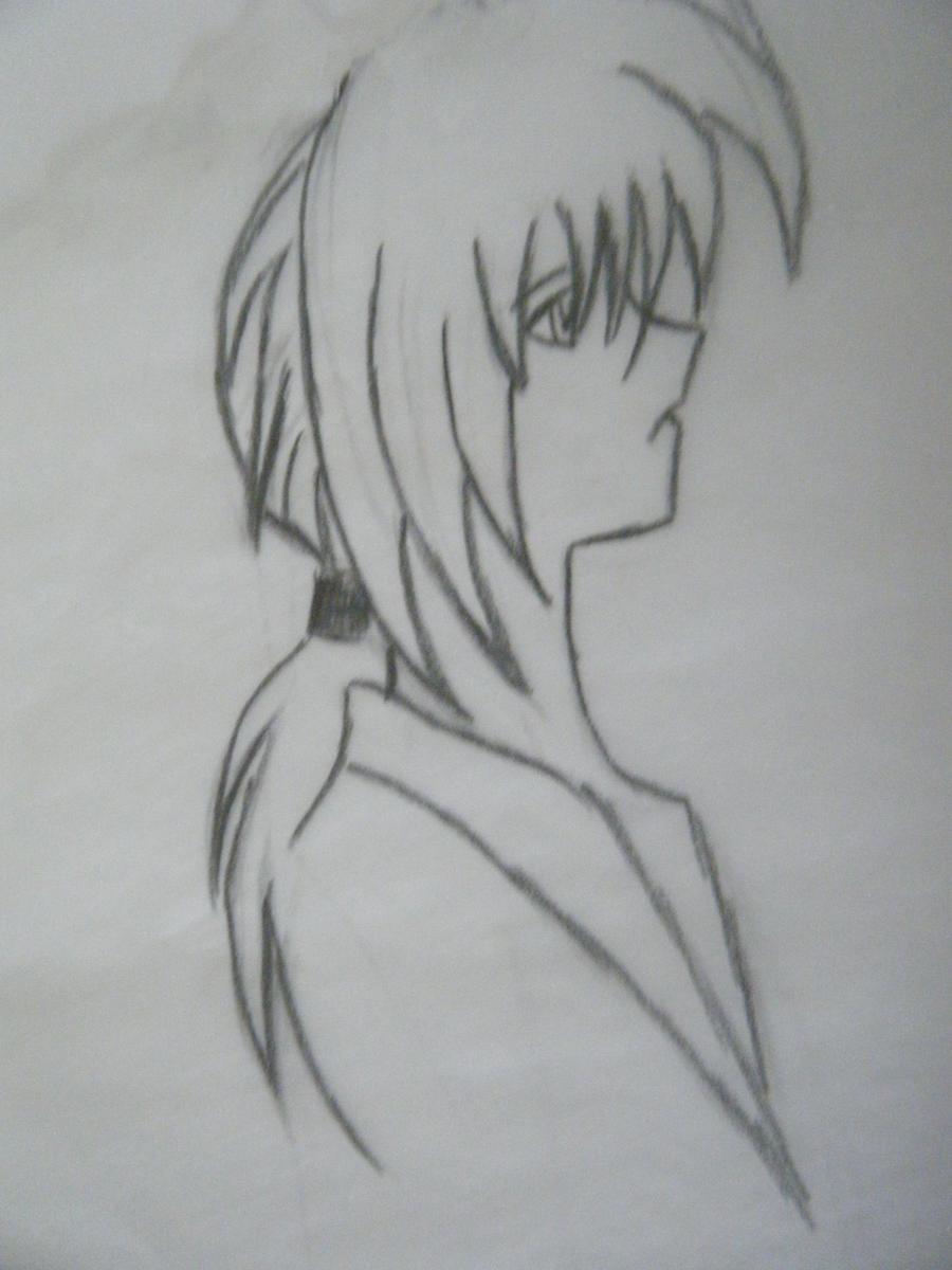 Kenshin Tattoo Plan by fullmetaladdict1101