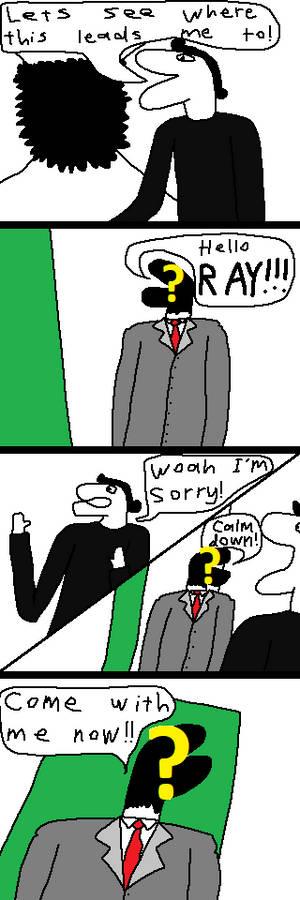 Cutscene Comic (backalleypassagebossencounter)