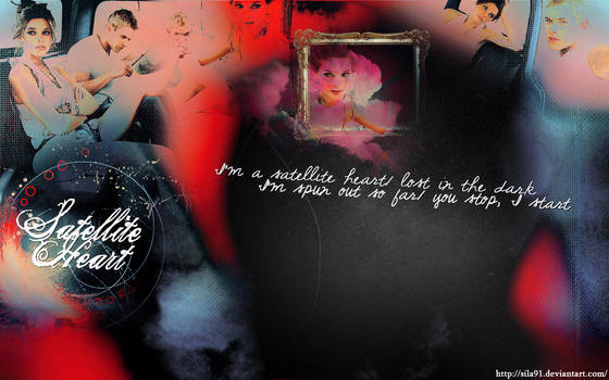 Satellite Heart - Wallpaper