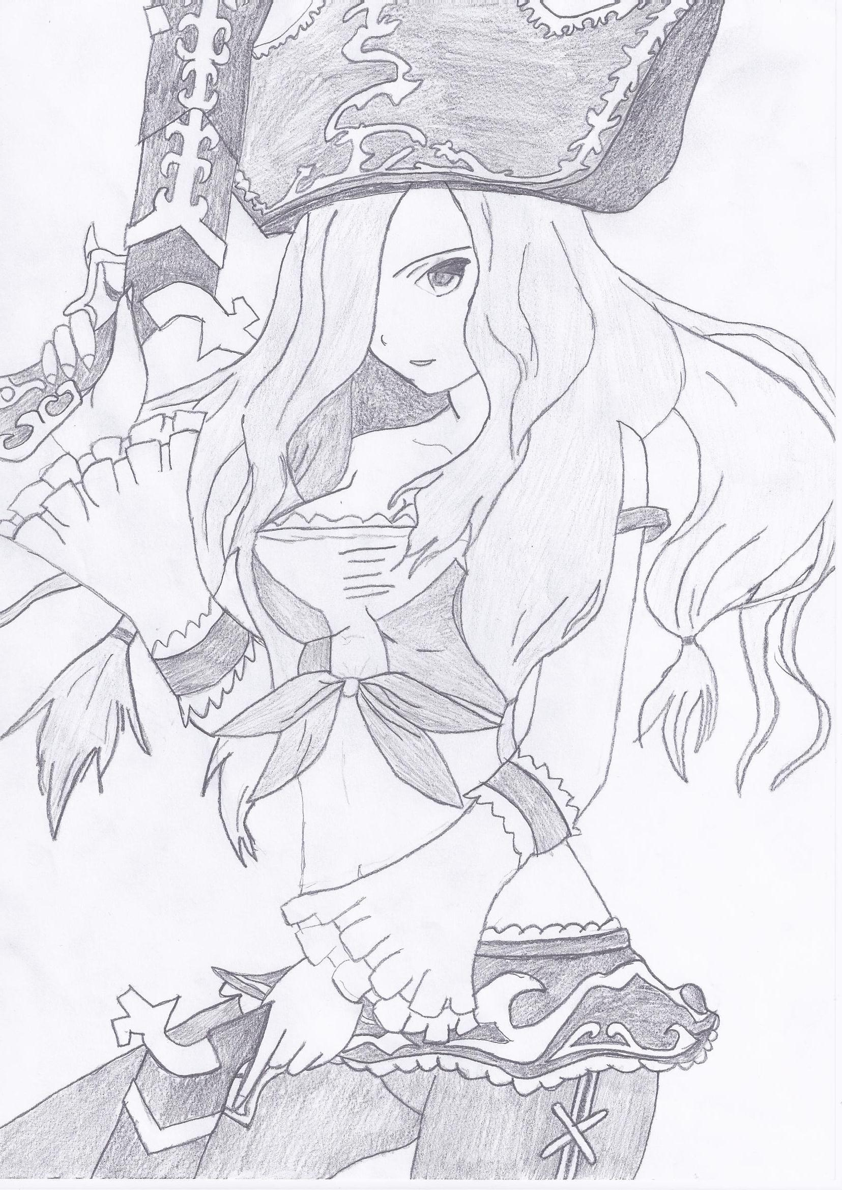 League Of Legends Miss Fortune By Crazyhook On Deviantart