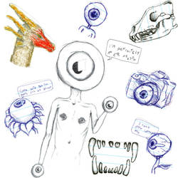doodle compilation by gulnan