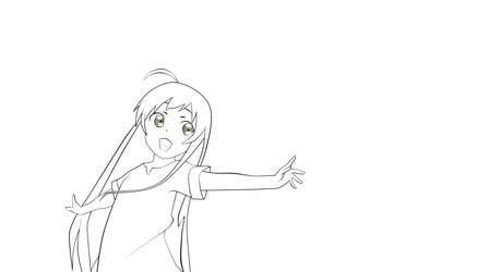 Emi Line-art