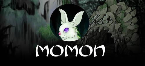 Momon App Splash Cover
