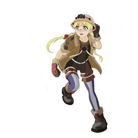 Made in Abyss - Riko