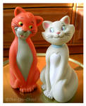 Aristocats Family - Parents