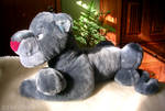 Jungle Book 2 Bagheera Plush