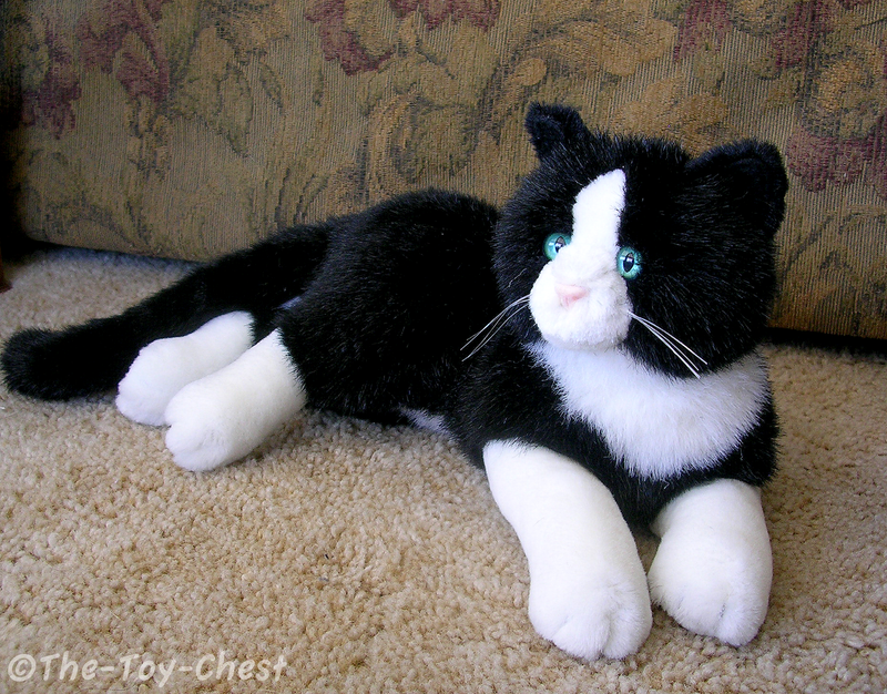 Douglas Cuddle Toys -  Collette Cat by The-Toy-Chest