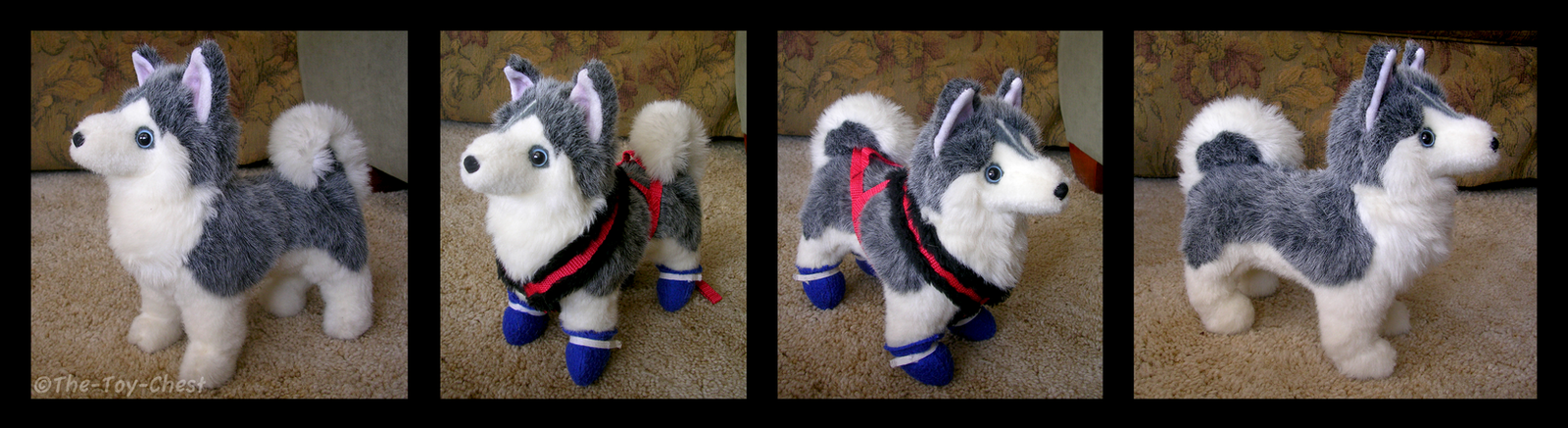 American Girl Doll - Husky by The-Toy-Chest