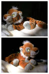 Disney Shere Khan Floppy Plush