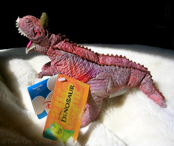 Disney Dinosaur Toys : Disney dinosaur beanbag plush by the toy chest on deviantart