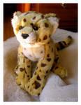 Webkinz Signature - Cheetah