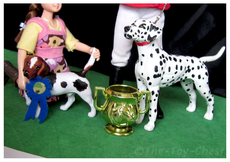 Breyer Dog Show - Winners by The-Toy-Chest