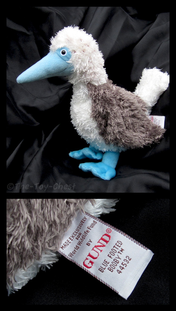 Italian Boy Name: Blue Footed Booby Plush By The-Toy-Chest On DeviantART