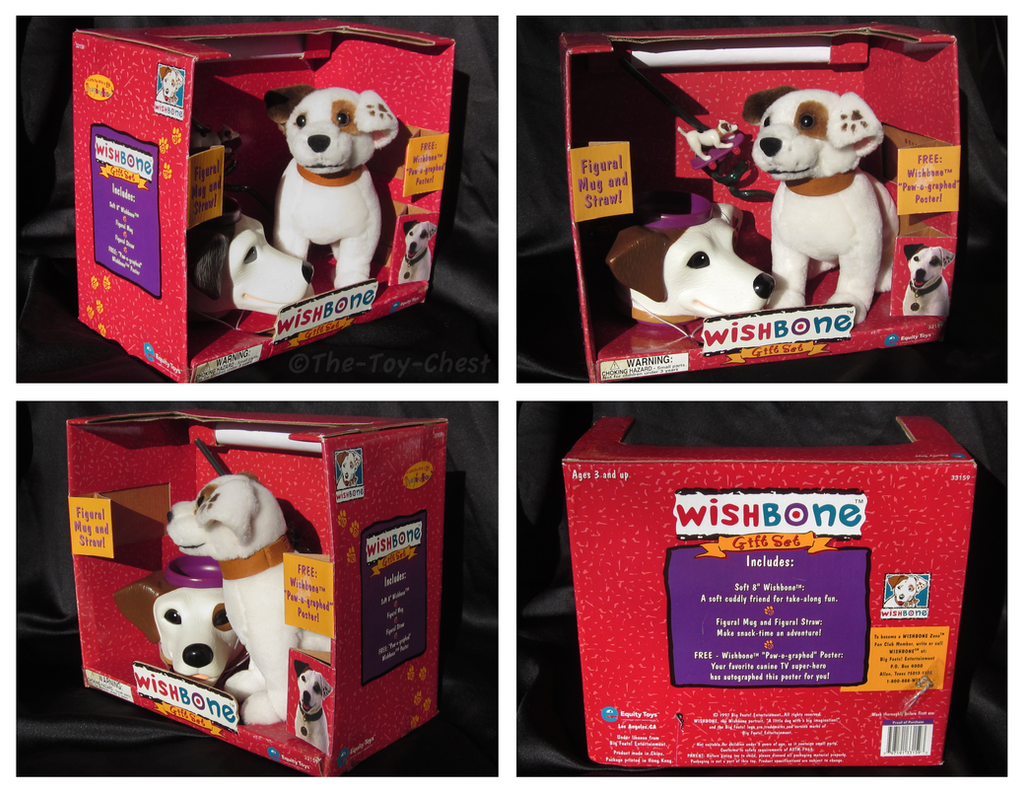 Wishbone - Gift Set by The-Toy-Chest