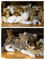 Kosen Plush Collection by The-Toy-Chest