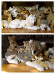 Kosen Plush Collection