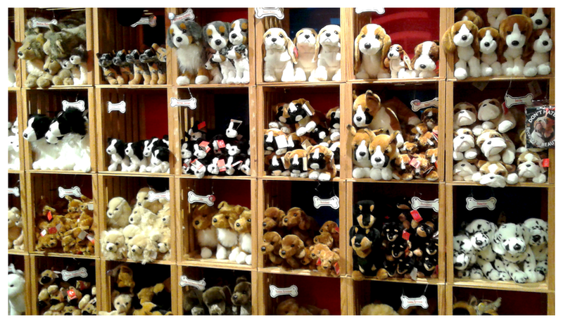 Douglas Plush - Woof-Field Gifts at Brookfield Zoo by The ... Zoo Animals Toys
